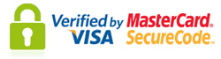 verified visa and mastercard