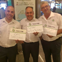 taxi mallorca airport