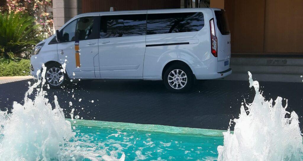 taxi mallorca minivan