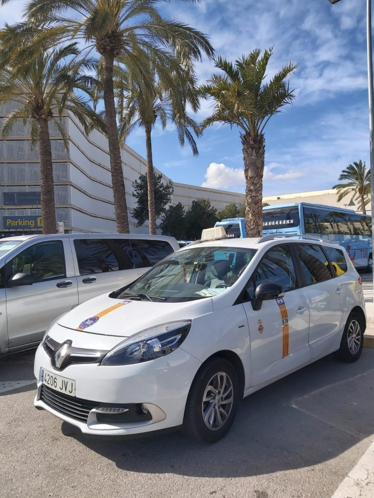 taxi mallorca from Palma airport.