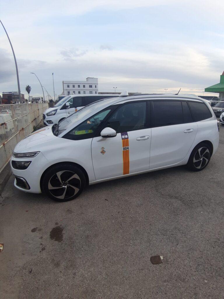 majorca taxi