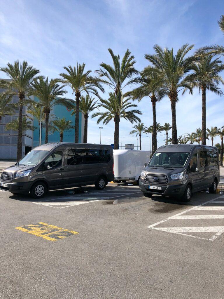minibus Alcudia