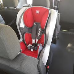taxi pmi Kindersitz